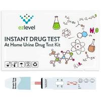 (25 Pack) EZ Level Marijuana THC Urine Drug Dip Test Kit