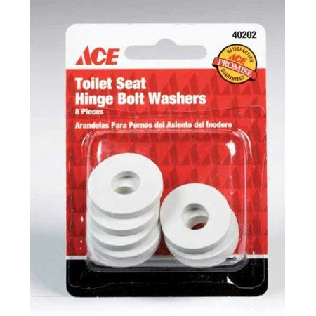 Ace Toilet Seat Hinge Bolt Washer 40202 Walmart Com