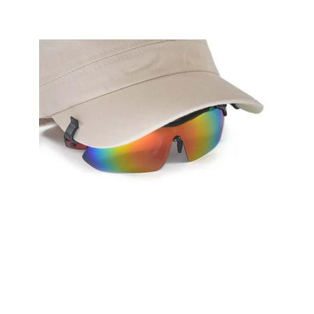 c92eb96774 Walleva - Walleva WSG001-BL Ice Blue Polarized Sunglasses With TR90 Frame