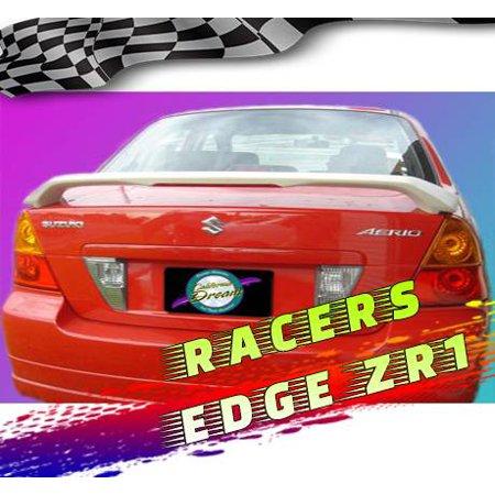 RacerEdgeZR1 2003-2008 Saturn ION Quad Coupe Custom Style ABS Spoilers - Coupe Custom Style Spoiler