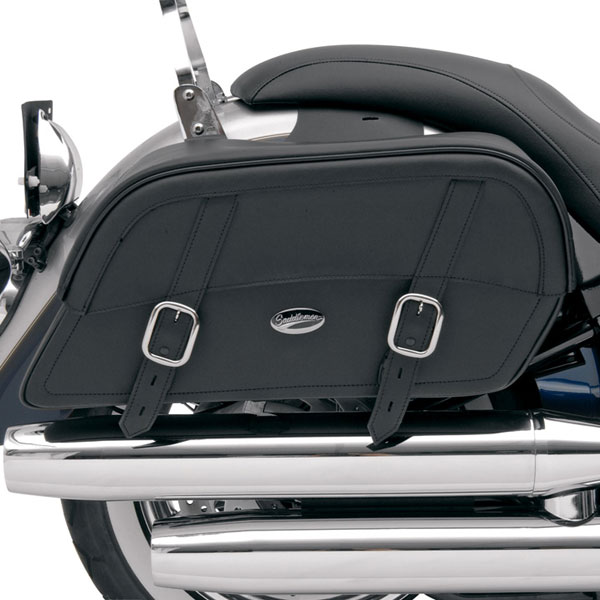 Saddlemen Drifter Slant Saddlebags Jumbo Throw-Over