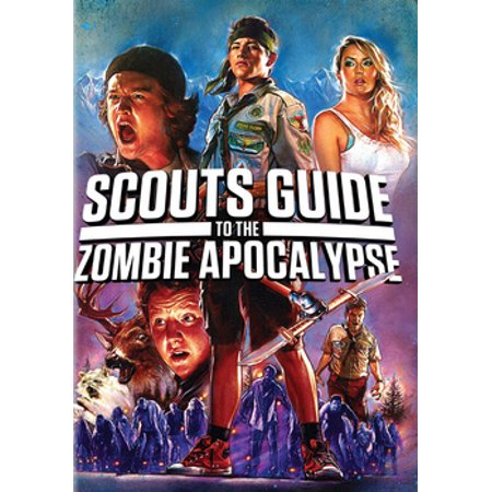 Scouts Guide To The Zombie Apocalypse (Walmart Exclusive) (DVD) - Zombie Apocalypse Quiz