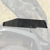 Kolpin Gun Boot IV High Density Mounting Brackets Black