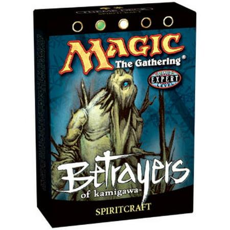 Magic: The Gathering - Spiritcraft - Betrayers of Kamigawa Theme