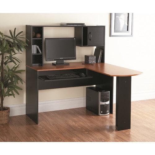 Mylex Computer Desk with Hutch