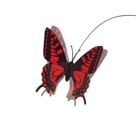 Pet Zone Fly By Replacement Butterfly Cat Toy](Butterfly Pets)