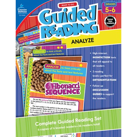 Guided Reading Analyze Gr 5-6 - image 1 of 1