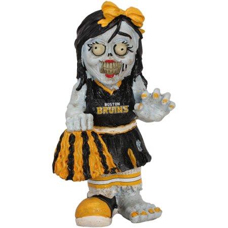 Boston Bruins Cheerleader Zombie Figurine - No Size