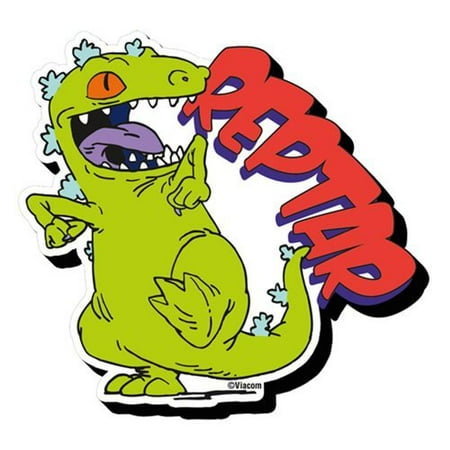 Magnet - Rugrats - Reptar Funky Chunky s95547 - Rugrats Decorations