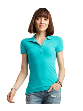 Aeropostale Juniors A87 Polo Shirt