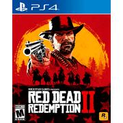 TAKE 2 Red Dead Redemption 2 (Pre-Order): PlayStation 4 (73250723)