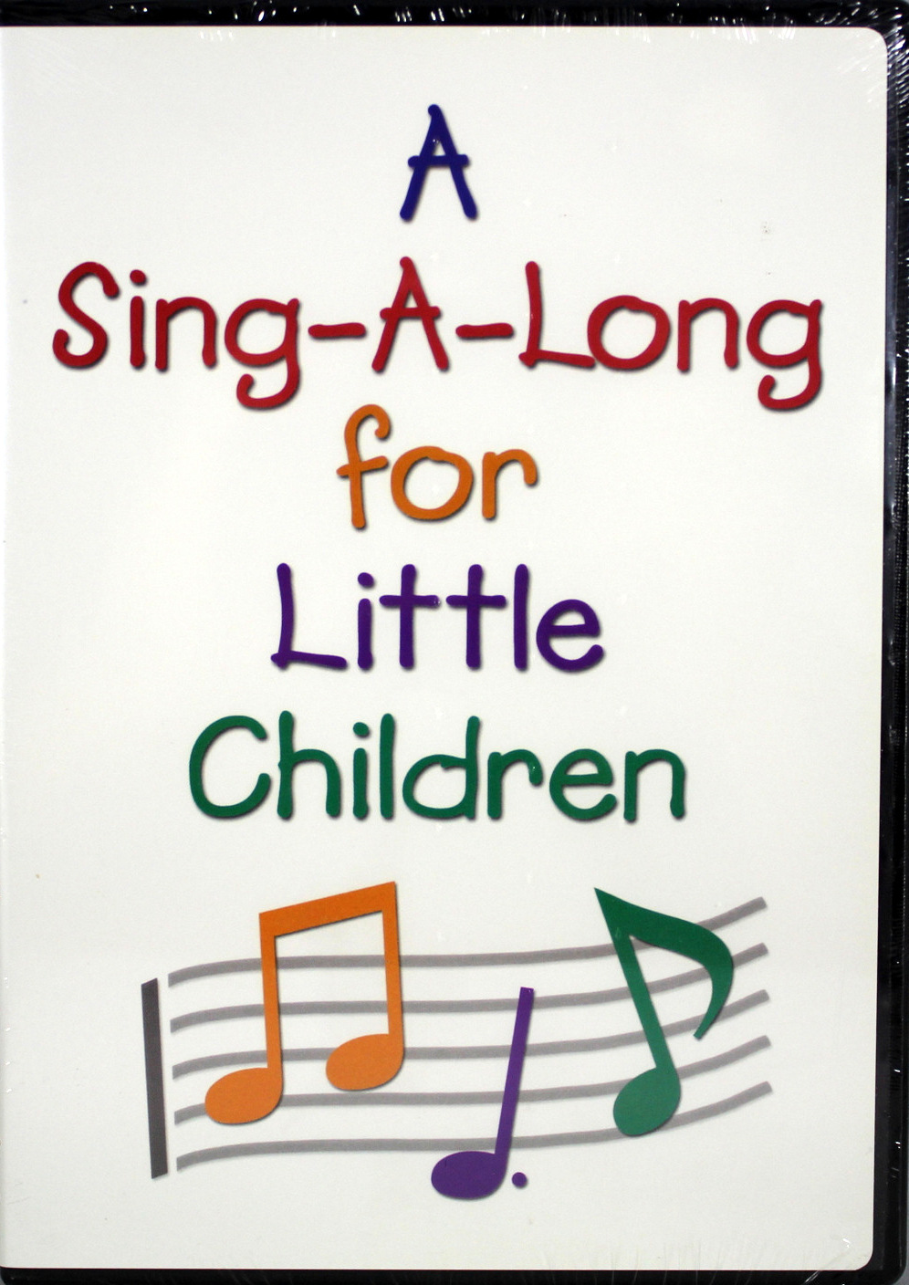 A Sing-A-Long For Little Children New DVD Christian Songs Action Music Video by