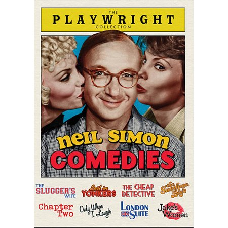 Simone Collection - The Playwright Collection: Neil Simon Comedies (DVD)