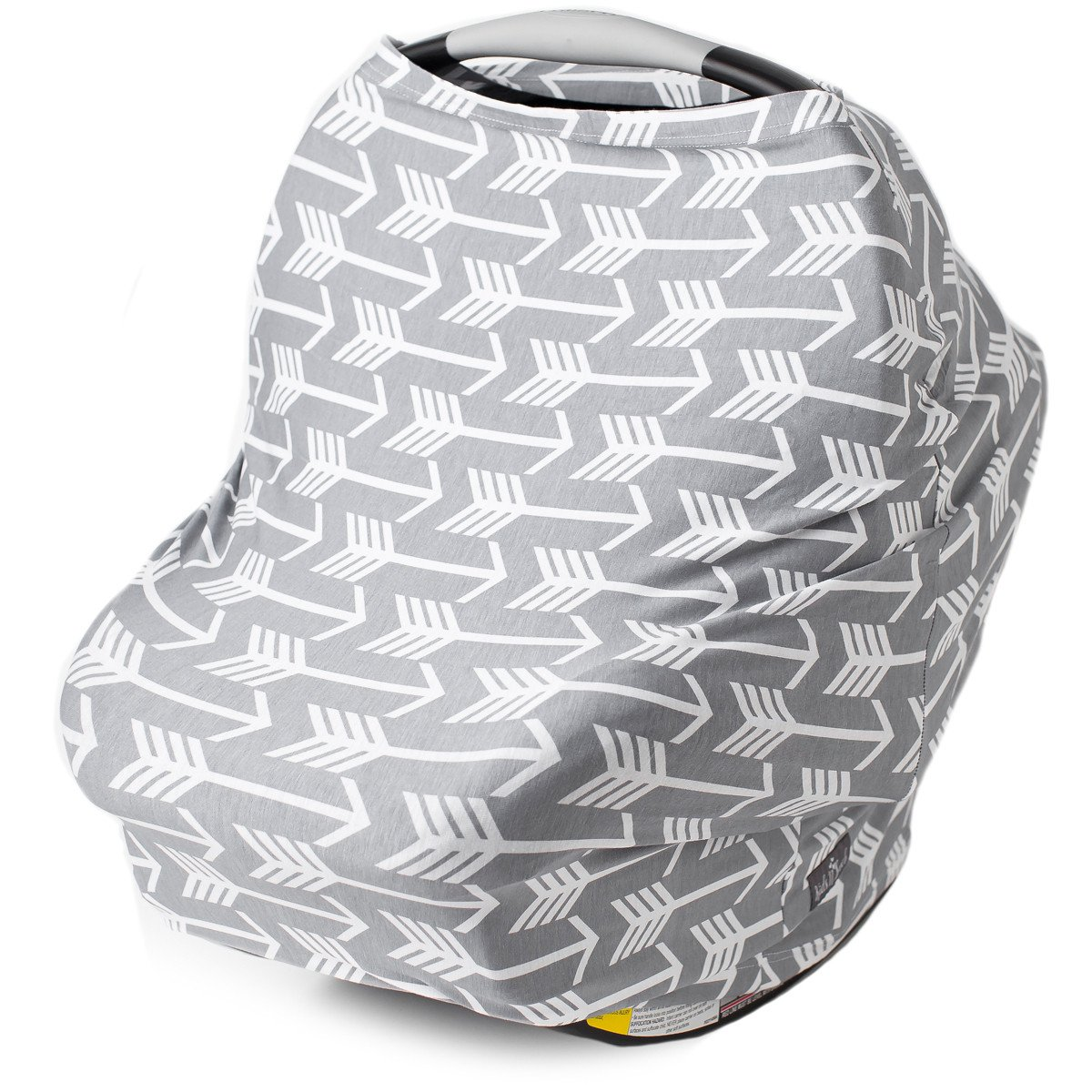 Kids N' Such Nursing Cover, Car Seat Canopy, Shopping Cart, High Chair and Carseat Covers for Boys and Girls... by Kids N%27 Such