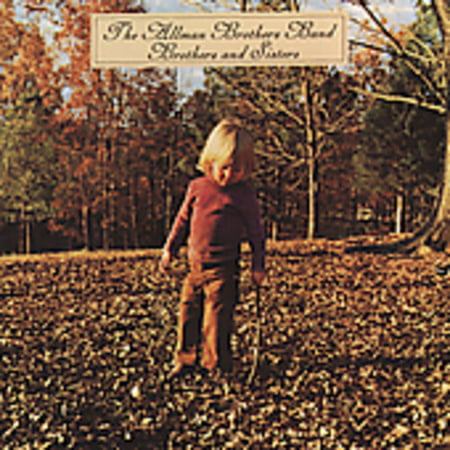 Brothers & Sisters (remastered) (CD) (The Allman Brothers Band 5 Classic Albums)