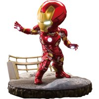 Marvel Avengers Age Of Ultron Egg Attack Iron Man Mark 43 Figure