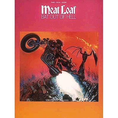 Meatloaf Halloween Recipes (Meat Loaf - Bat Out of Hell)