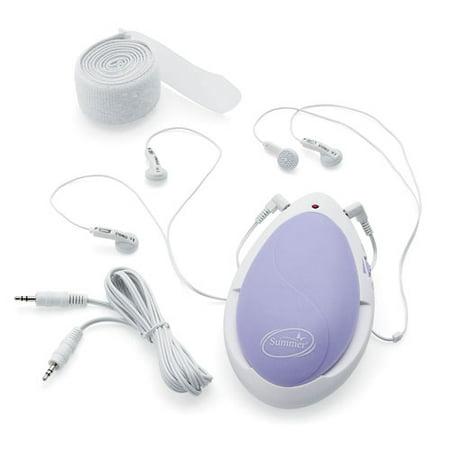 Summer Infant Heart-to-Heart Prenatal Listening System