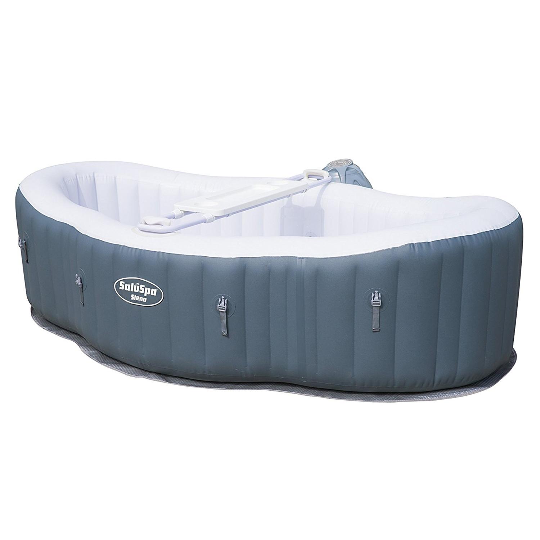 Bestway SaluSpa Siena AirJet 2 Person 8' x 5' x 2' Inflatable Portable Hot Tub by Bestway