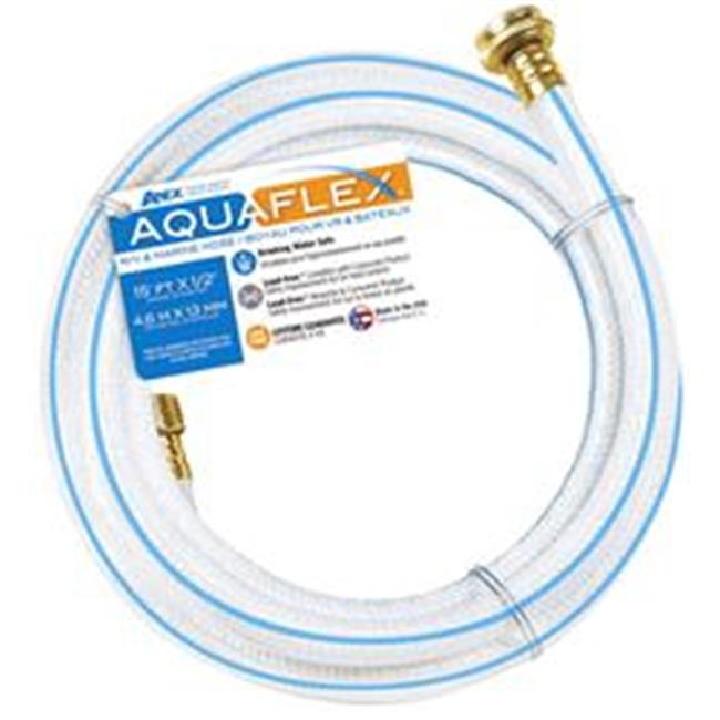 TEKNOR APEX 750350 Fresh Water Hose - 0.5 In. x 50 Ft.