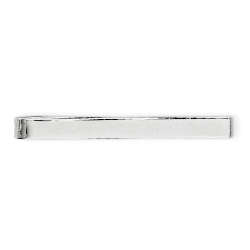 Goldia Sterling Silver Tie Bar