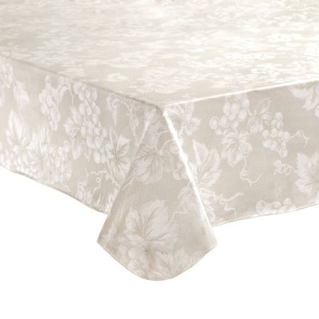 Grape Vine Premium Vinyl Table cover - 60