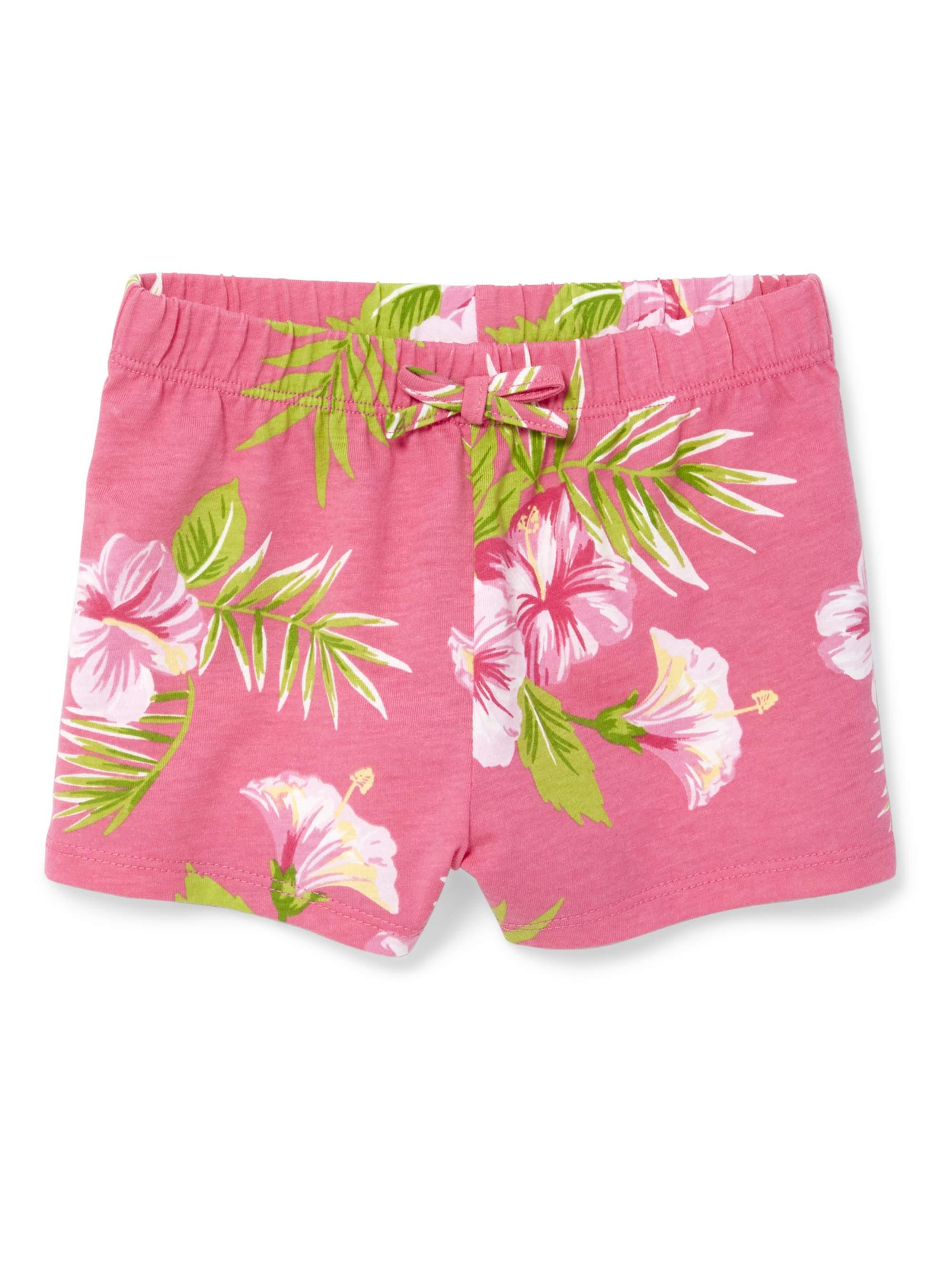 Printed Knit Shorts (Baby Girls & Toddler Girls)