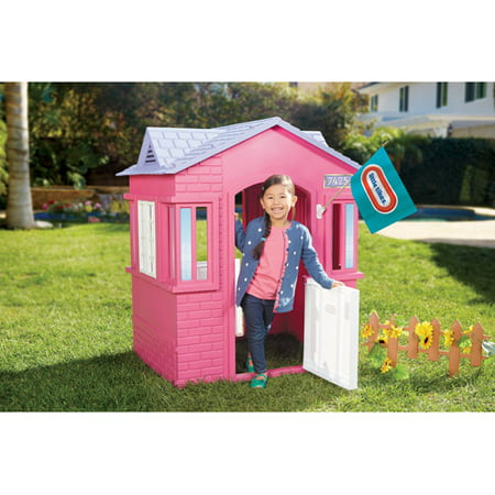 Best Little Tikes Princess Cottage Playhouse, Pink deal
