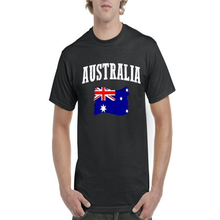Australia Flag Men
