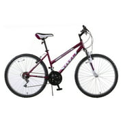Pathfinder Women's 18-Speed Mountain Bike, Purple