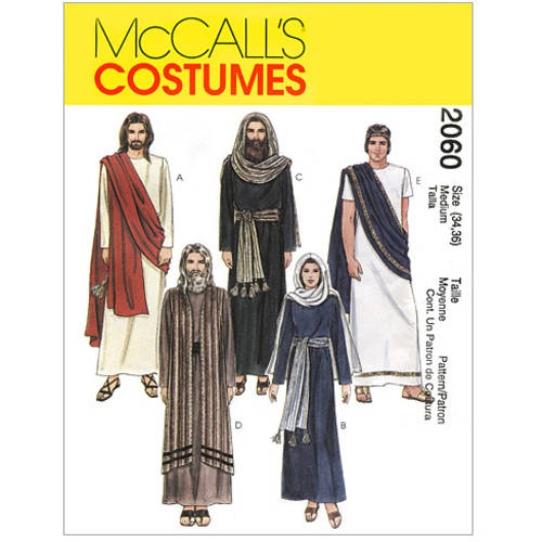 McCall's Easter Costumes, (XS)