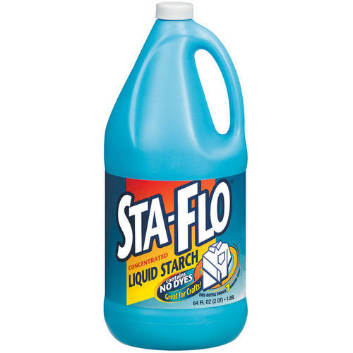 Sta-Flo Concentrated Liquid Starch, 64 fl oz