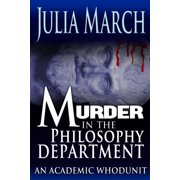 Murder in the Philosophy Department - eBook