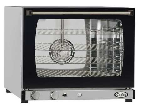 CADCO XAF-133 Convection Oven, 4 Shelves, Half Size by Cadco