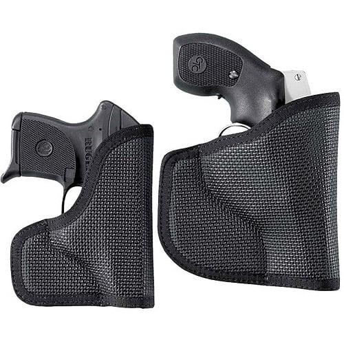 DeSantis Nemesis Glock 42 Holster, Black Ambidextrous by Desantis