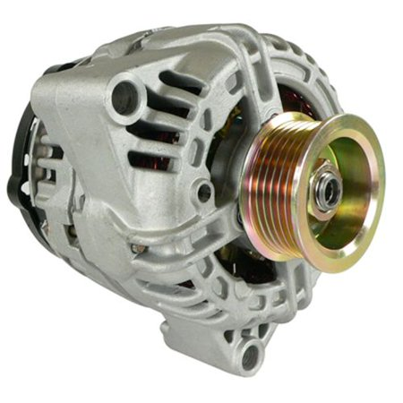 DB Electrical ABO0242 New Alternator For Chevy Astro Van 4.3L 4.3 Express, Gmc Safari Savana 5.3L 5.3 6.0L 6.0 05 2005 0-124-325-133 15124532 11073 11076N