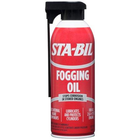 STA-BIL (22001) Fogging Oil for Engine Storage, Protection Against Rust and Corrosion, 12 fl oz - Engine Fogging Oil