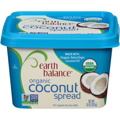Earth Balance Organic Coconut Spread, 10 oz