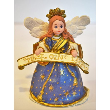 Angel of the Nativity - Madame Alexander Series - Ornament - 1999, LAST ONE!!! Don't Miss out By Hallmark Keepsake Ship from US
