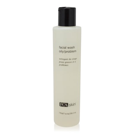 PCA Skin Facial Wash, Oily Problem, 7.0 (Best Pca Skin Facial Products)