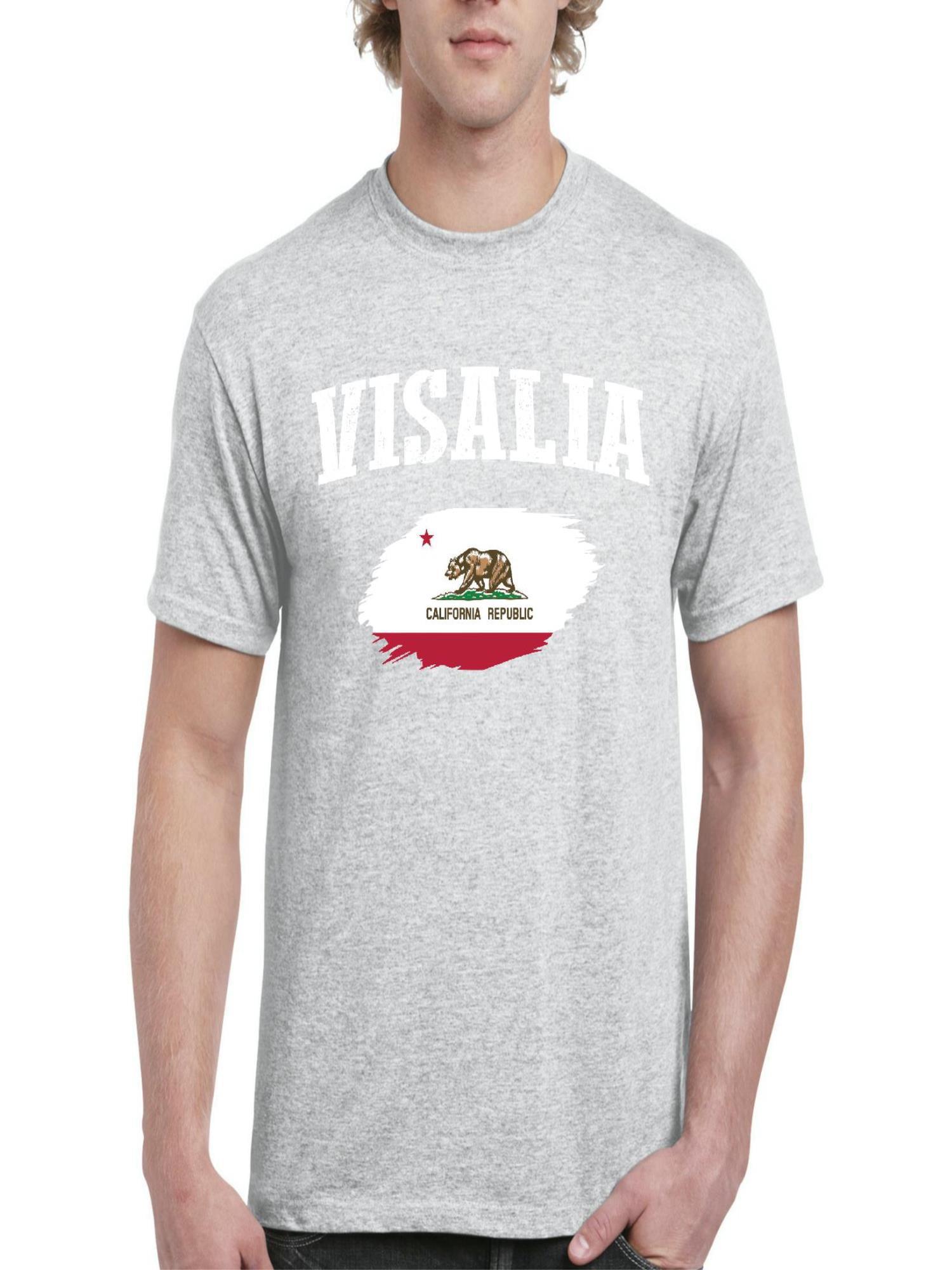 Visalia California Men Shirts T Shirt Tee Walmart