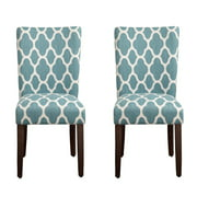 HomePop Parsons Dining Chairs (set of 2), Multiple Colors