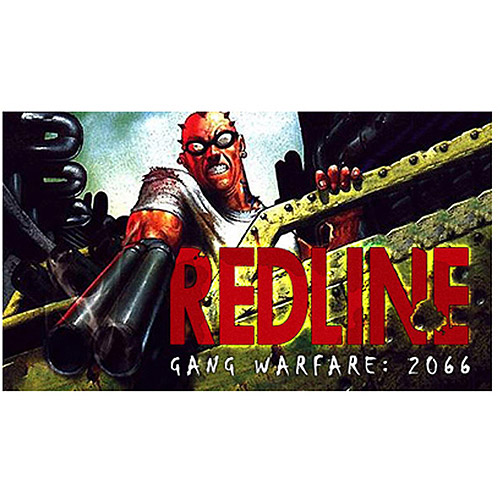 Tommo 58411041 Redline (PC) (Digital Code)