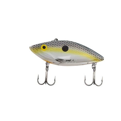 CRD SUPER SPOT-CHRM FOXY SHAD - Color, Chrome Foxy Shad