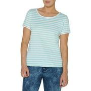 Women's Scoopneck Printed T-Shirt
