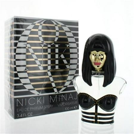 Nicki Minaj WNICKIMINAJONIKA34P 3.4 oz Womens Onika Eau De Parfum Spray (Nicki Minaj Costumes For Kids)