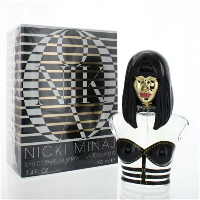 Nicki Minaj WNICKIMINAJONIKA34P 3.4 oz Womens Onika Eau De Parfum Spray