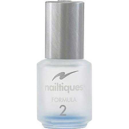 Nailtiques Protein Formula (Nailtiques Nail Protein Formula 2 Treatment, 0.25 Fl)