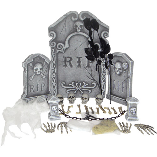 Graveyard Kit, 31 Pieces