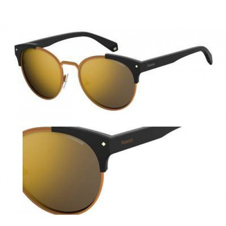 8109ac67c1 Polaroid Core - Sunglasses Polaroid Core Pld 6038  S X 0003 Matte Black    LM gray gold mirror le - Walmart.com
